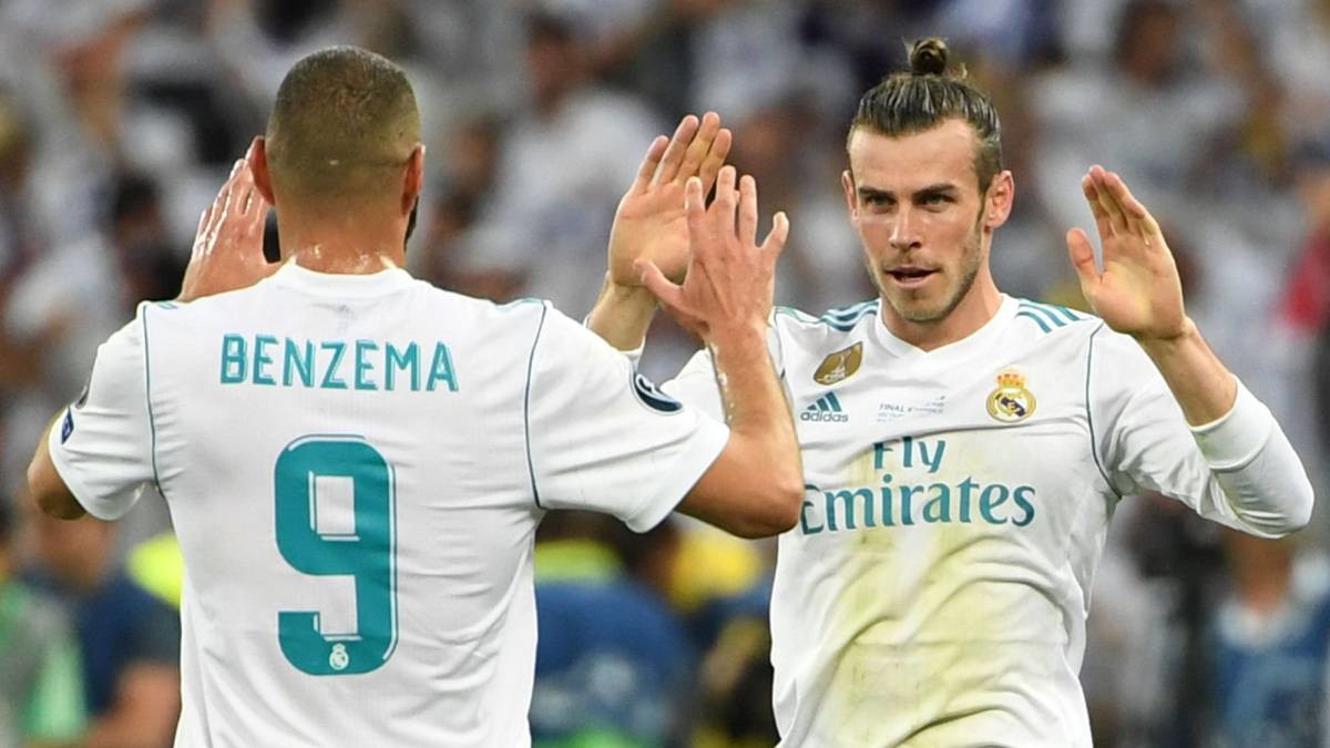 Benzema-Bale (Real) - 11 gol