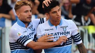 Immobile e Correa da record, la migliore coppia d'Europa