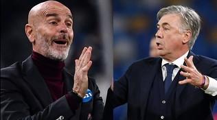Ancelotti torna a San Siro nella gara delle deluse