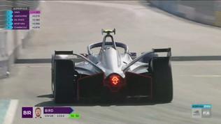 Formula E a Riad, la superpole è di Sims