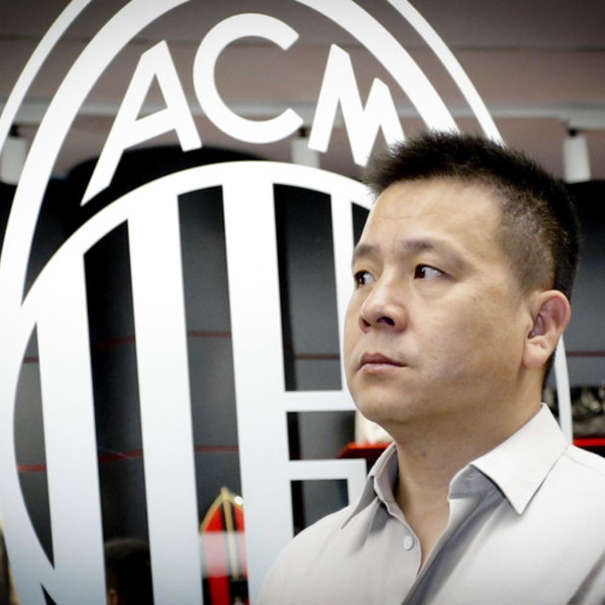 """Il ritorno di Mister Li: """"Caro Milan rieccomi! Sono pronto ad aiutarti"""""""