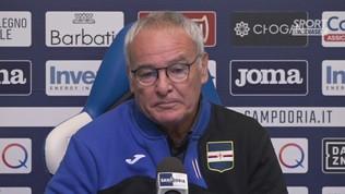 """Ranieri: """"Quagliarella? È intoccabile"""""""