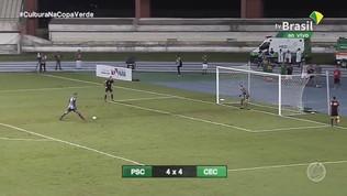 Copa Verde, il rigore (sbagliato) alla moonwalk fa ridere il web