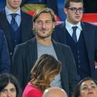 """Roma, Totti diffidente sull'arrivo di Friedkin: """"Ne dubito, ma lo spero"""""""