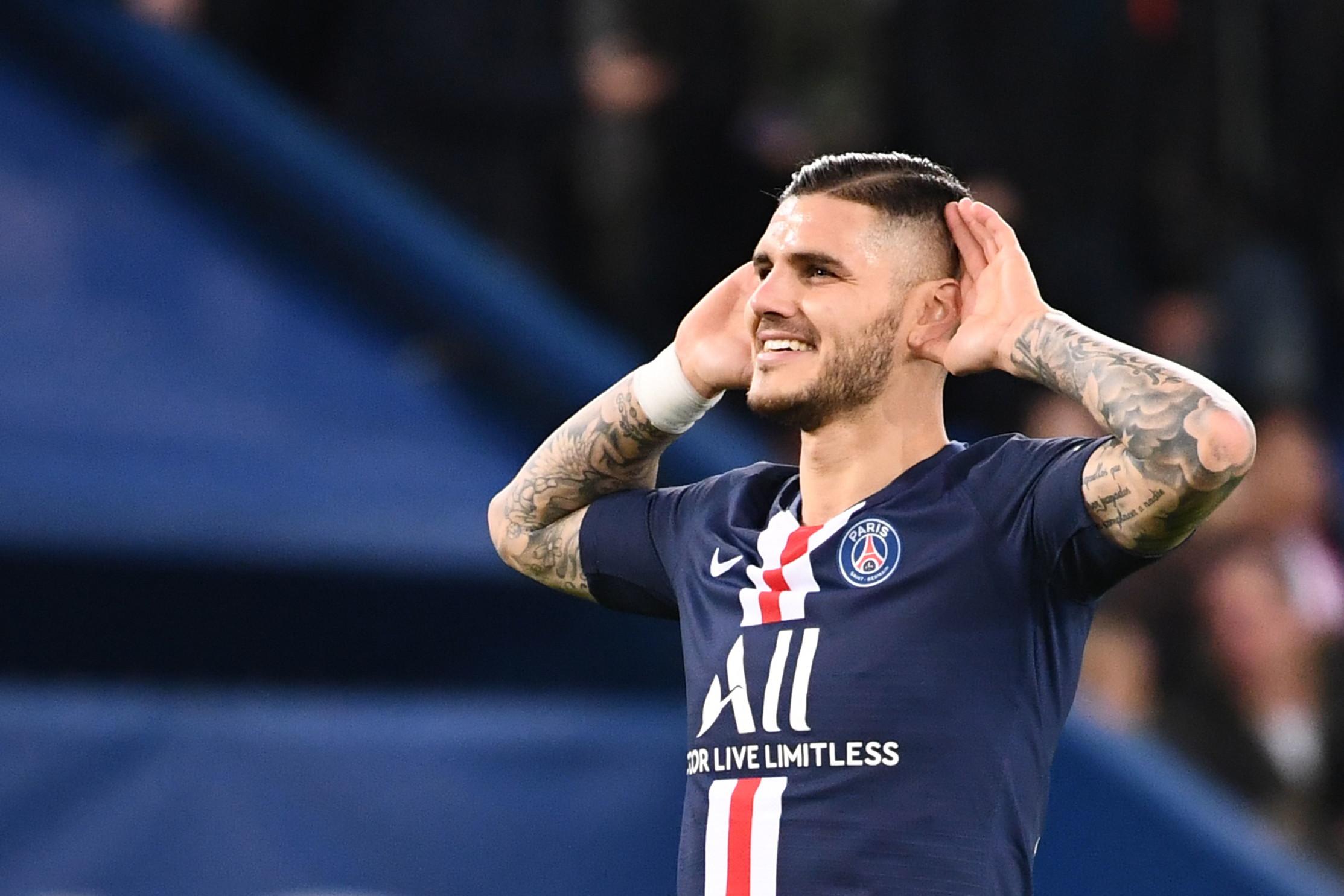 Ancora in gol Mauro Icardi nella vittoria del Paris Saint-Germain sul Lilla. All'argentino sono bastati 17 minuti per portare in vantaggio i suoi ...