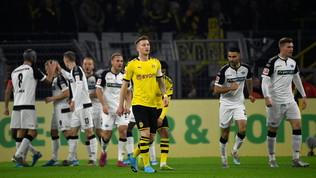 Reus salva il Dortmund da un clamoroso tonfo: colPaderborn è 3-3