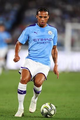 9°, ala - Leroy Sané (Manchester City)