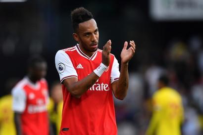 7° attaccante- Pierre-Emerick Aubameyang (Arsenal)