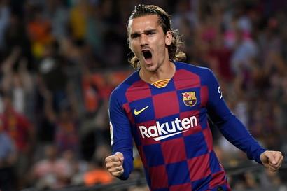 6° attaccante- Antoine Griezmann (Barcellona)