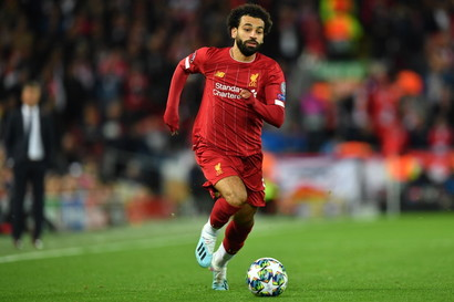 4° attaccante- Mohamed Salah (Liverpool)