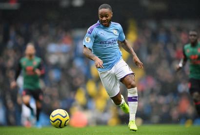 1°, ala - Raheem Sterling (Manchester City)