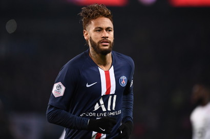 8° attaccante- Neymar (Psg)