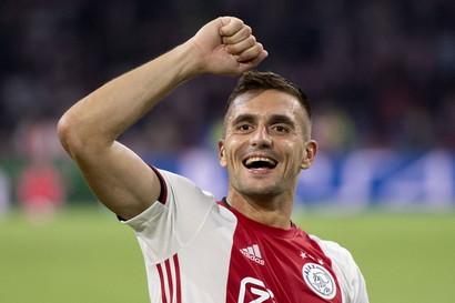 10° attaccante - Dusan Tadic (Ajax)