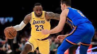 Il Gallo si arrende ancora a LeBron, Spurs mai così male