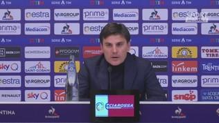 """Montella: """"Doppiamo dimenticare Cagliari"""""""