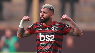 Libertadores: Gabigol nella storia, Flamengo campione