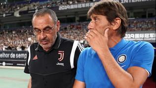 Conte e Sarri, siete da record! Ma i numeri dicono 'Inter'