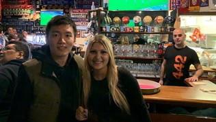 Steven Zhang, il presidente tifoso: al pub per vedere l'Inter