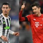 Il Pallone d'Oro 2019 diSportmediaset, quarti di finale: Cristiano Ronaldo batteLewandowski