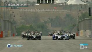 Formula E a Riad: highlights gara I e II