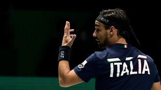 Coppa Davis 2020: Italia-Corea del sud al primo turno