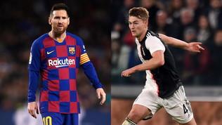 Quarti di finale: Messi o De Ligt? Vince Leo!