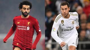 Salah demolisce Hazard: in semifinale col 91% dei vostri voti