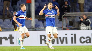 Samp-Udinese: le foto del match