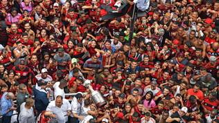 Flamengo, doppia festa a Rio