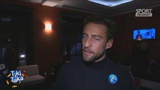 """Marchisio: """"Non so se sarà testa a testa fino alla fine"""""""