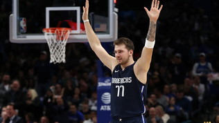 Doncic fenomeno a Houston, Melli si inchina ai Clippers