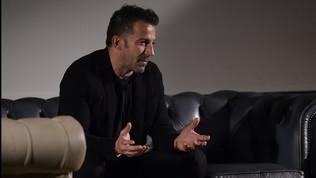 """Del Piero: """"CR7 brutto gesto. Sarri? Sorpreso dalla Juve"""""""