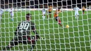 Il Cagliari si butta via nel finale: Calderoni regala il pari al Lecce