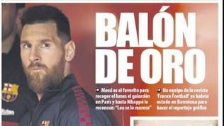 Bomba dalla Spagna: Messi ha vinto il Pallone d'Oro