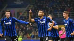 Champions, Atalanta-Dinamo Zagabria 2-0: le foto del match