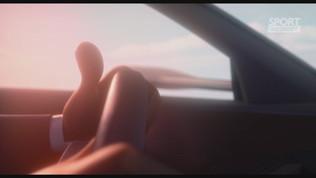 """Audi""""RSQ e-tron, una concept da cinema"""