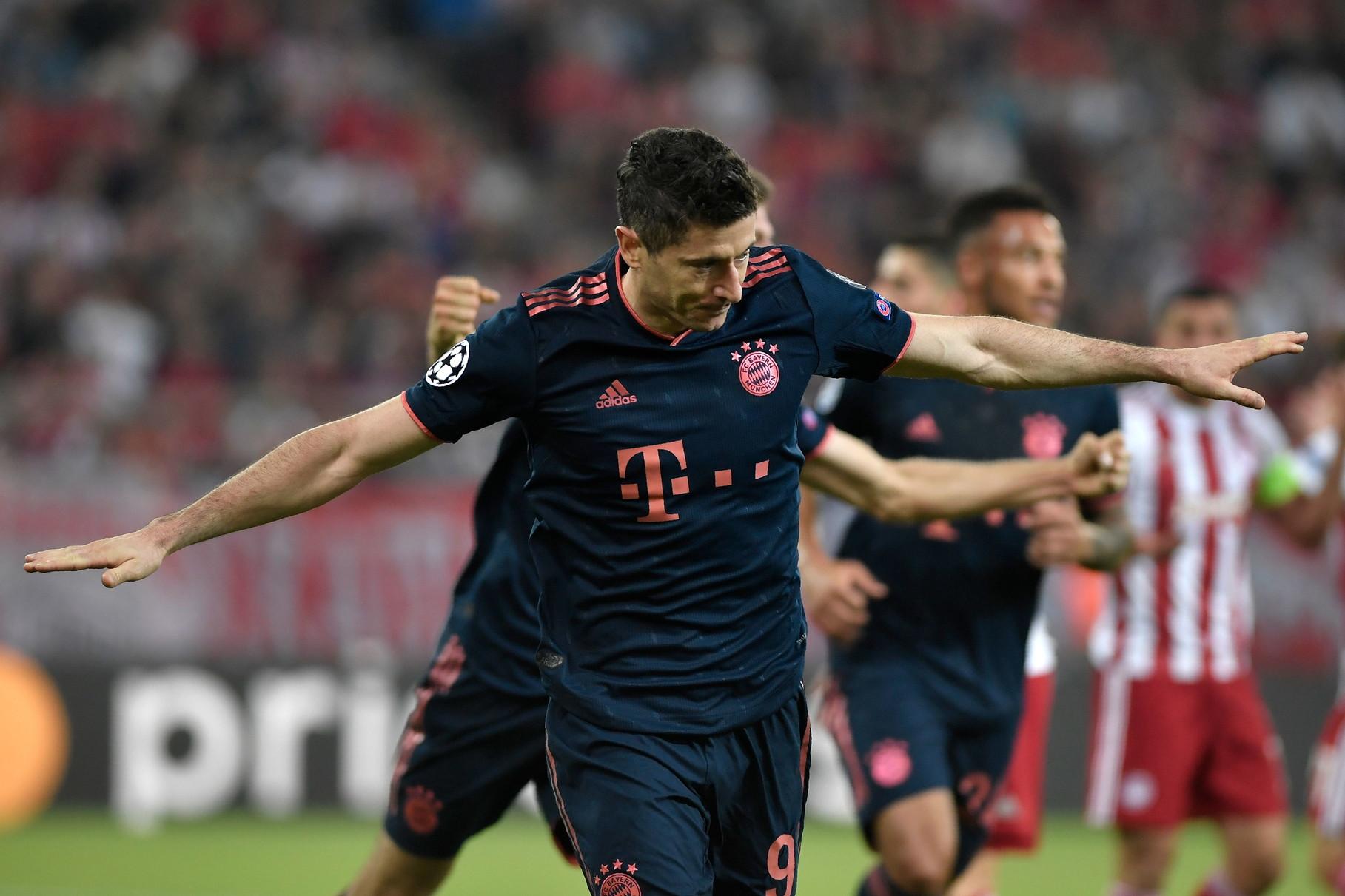 Robert Lewandowski grande protagonista nel 6-0 del Bayern Monaco alla Stella Rossa: un poker da favola che riscrive ancora una volta i numeri record di questa stagione iniziata in modo straordinario. Vediamoli tutti.