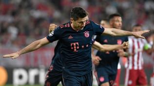 """""""Segnare è un'ossessione"""": tutti i record di Lewa-gol"""