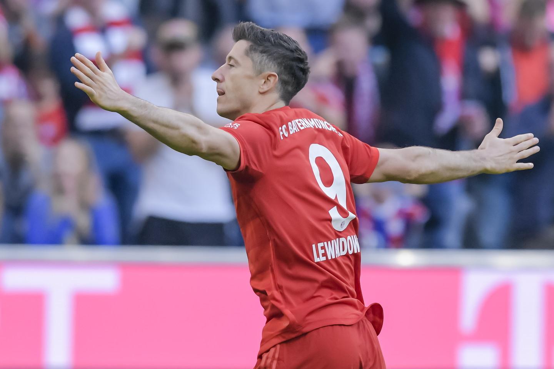 Lewandowski, a quota 63 reti totali in Champions, è diventato il miglior bomber della competizione della storia sia del Borussia Dortmund che del Bayern Monaco