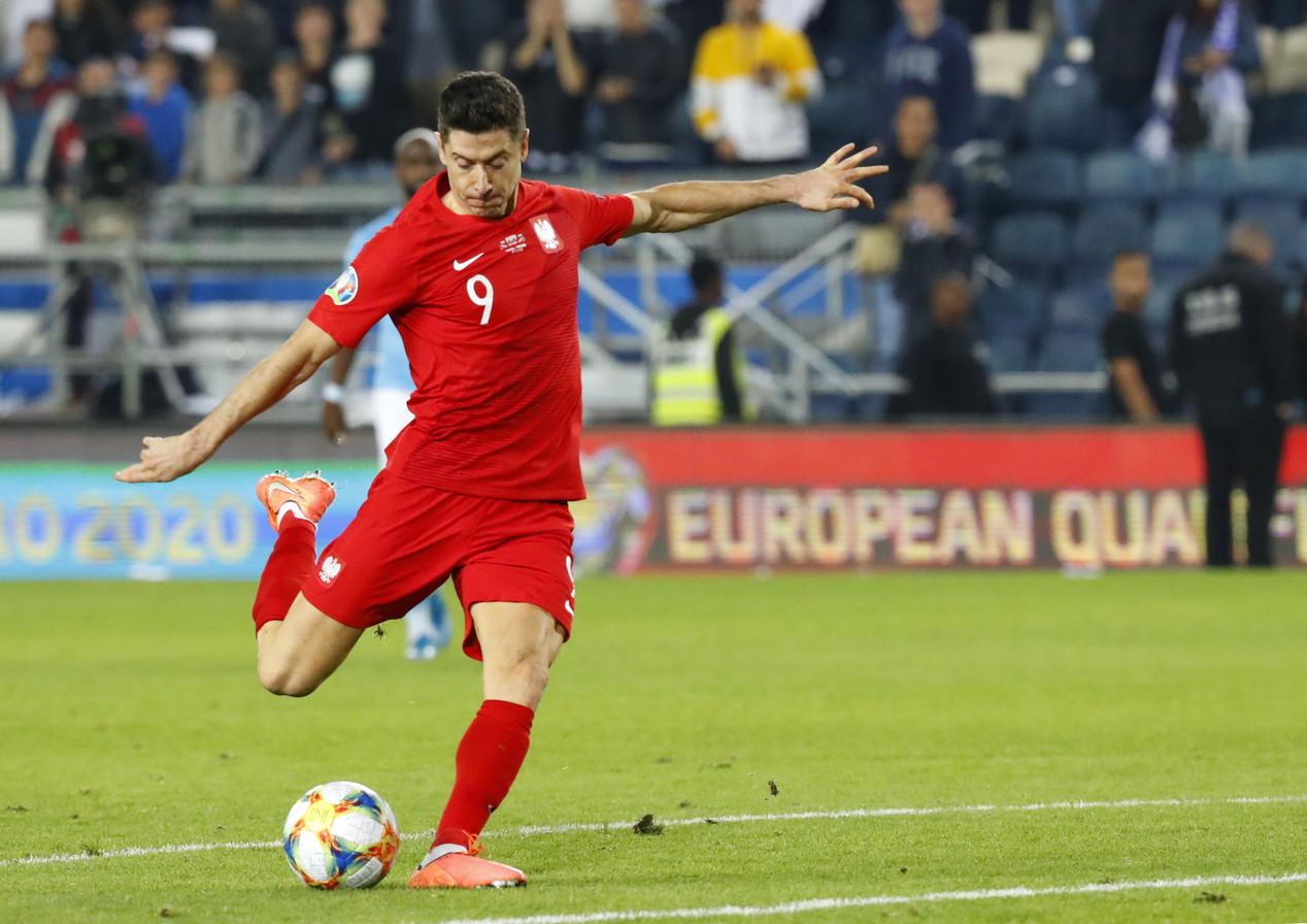 Senza dimenticare la Polonia: 4 gol in due partite nelle qualificazioni ad Euro 2020