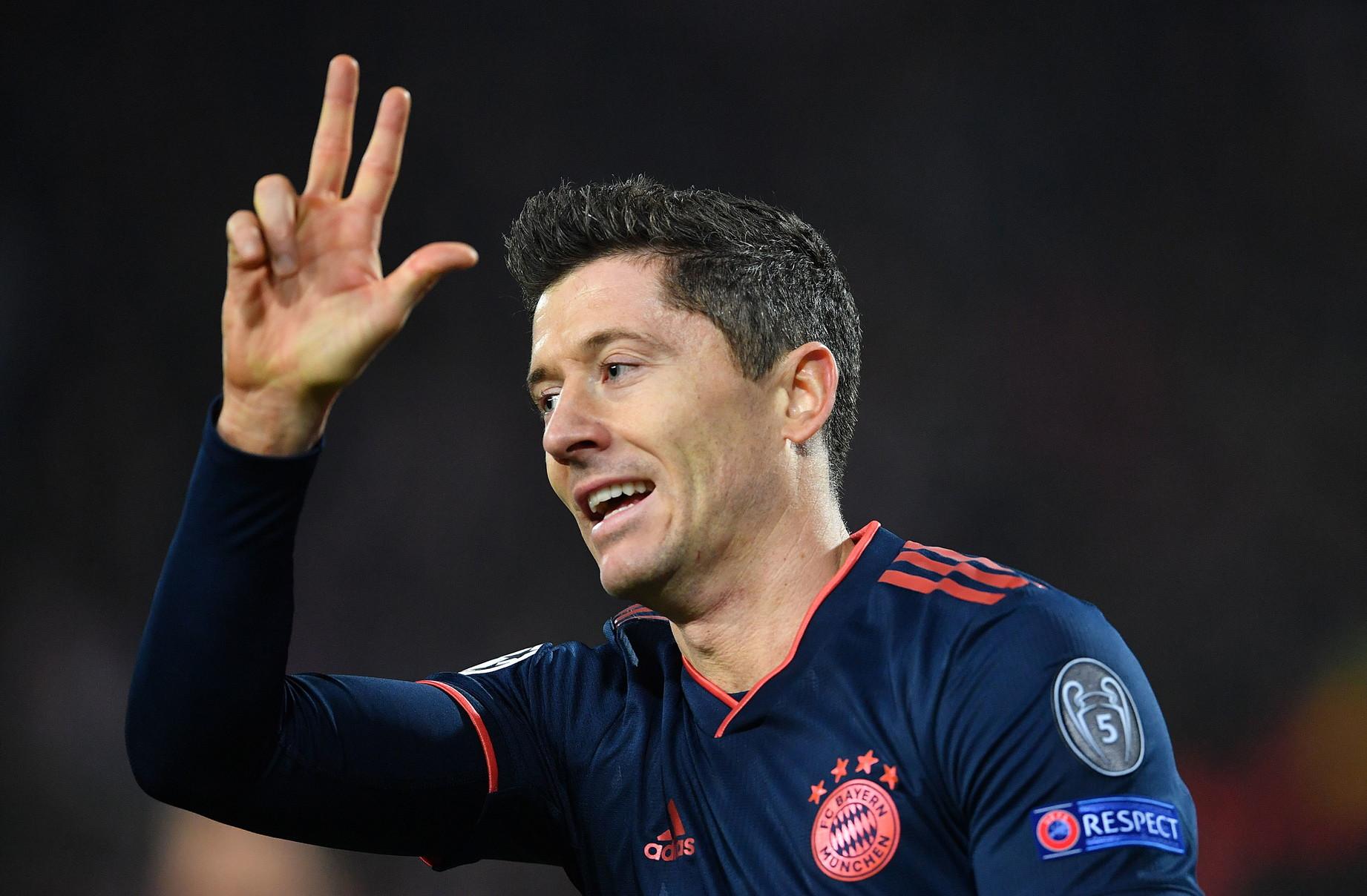 Il poker è stato realizzato tra il 53' e il 67', esattamente in 14 minuti e 31 secondi: un record di velocità per la Champions League