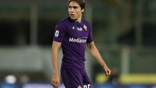 Fiorentina, vertice con l'agente di Chiesa: ok alla cessione, ma non alla Juve
