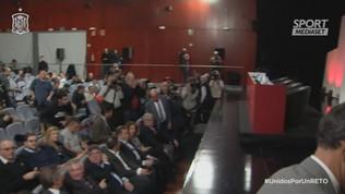 "Spagna, Luis Enrique: ""Torno a casa"""