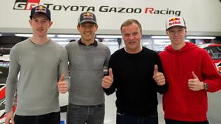 Rivoluzione Toyota: ingaggiato Ogier, squadra tutta nuova