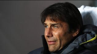 """Conte: """"Felice per Lautaro e Lukaku. Barça? Mi preoccupa più la Spal"""""""