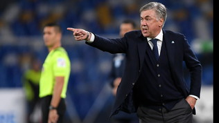 """Ancelotti vuole solo il Napoli: """"L'Arsenal? Sono solo voci, io resto qui"""""""