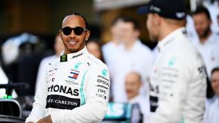 """Hamilton: """"Il voto alla stagione? Meritiamo 9,6"""""""