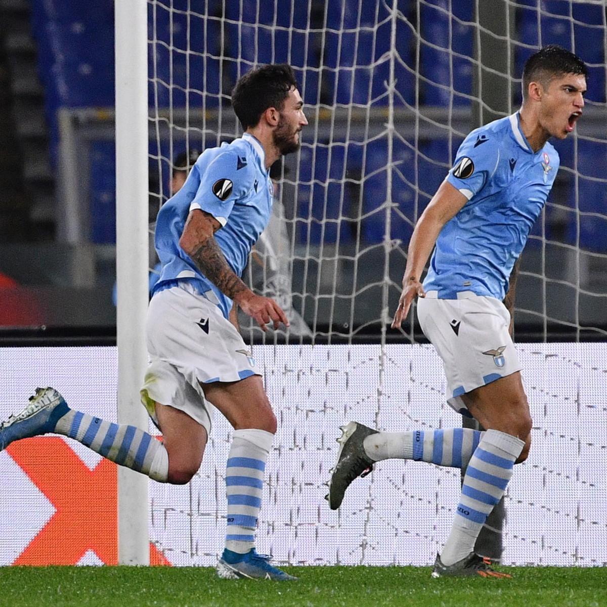 Europa League, Lazio-Cluj 1-0: Correa tiene accesa la speranza qualificazione
