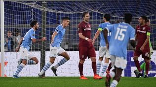 Lazio-Cluj: le foto del match