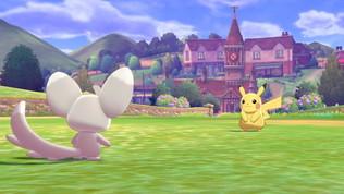 I Pokémon vi portano alla scoperta di Galar con Spada e Scudo
